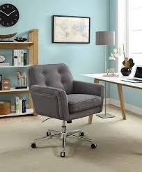 amazon chairs office. Amazon.com: Serta Style Ashland Home Office Chair, Twill Fabric, Gray: Kitchen \u0026 Dining Amazon Chairs