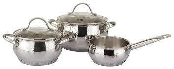 Набор посуды <b>GIPFEL</b> TERZA 1509 5 пр. — купить по выгодной ...
