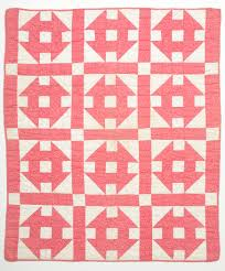 file child s quilt hole in the barn door lacma m 91 352