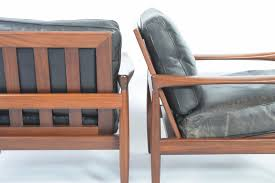vintage kolding easy chairs by erik wa rts for ikea set of 2 for