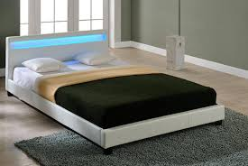 modern platform bed with lights. Endearing Platform Bed With Lights Accent Modern Bedrooms Led Light Trends4us H