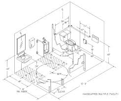 Handicapped Bathroom Best Ada Bathroom Plans Home Floor Plans Bathroom Be Equipped Bathroom