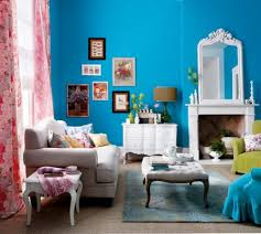 111 Bright And Colorful Living Room Design Ideas