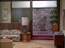 Brady Bunch Living Room Carameloffers - Brady bunch house interior pictures