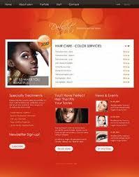 Hair Saloon Websites 59 Best Hair Salon Website Desigen Images Beauty Salons Grooming