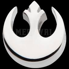 Rebel Alliance Symbol Slide Charm - SO-1348 by Medieval Collectibles