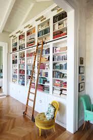 The Library Bookshelves!