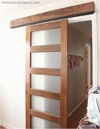 diy 4 ft barn door 5 ways to make a sliding barn door closet doors
