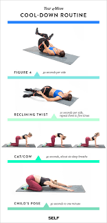 your post workout routine needs this one supplement for best results cool down stretches should be pive so you ll hold them for a while as opposed to