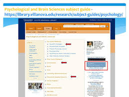Research Methods In Psychology Library Workshop Ppt Download