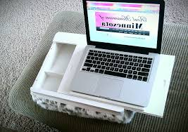 travel lap desk with storage