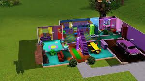 simpsons house floor plan best of simpsons house floor plan vipp cef83d56f1