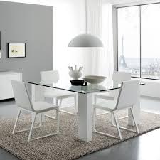 furniture square glass table