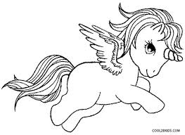 unicorn with wings coloring pages. Fine Unicorn My Little Pony Pegasus Coloring Pages Inside Unicorn With Wings U