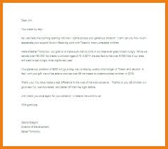 Thanksgiving Letter Template Letter Of Gratitude Sample Download