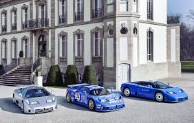 Around 125 to 150 cars were made and around 30 of those were built to ss specification. The Bugatti Eb110 Legend The First Modern Super Sports Car Bugatti Newsroom