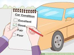 How To Lease A Car With The Option To Buy With Pictures