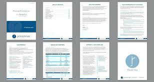Microsoft Proposal Templates template Microsoft Proposal Template 1