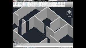 Cool Autocad Designs Autocad 3d House Modeling Tutorial 1 3d Home Design