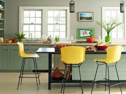 Modern Kitchen Color Schemes Kitchen Satisfying Kitchen Color Ideas Inside Modern Kitchen