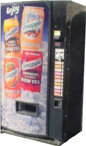 Vendo Vending Machine Manuals Stunning Vendo 48w Multiprice Snapple Graphics [V48wSnapple] The CHI