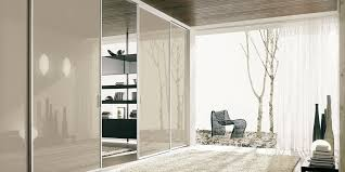 glass retractable doors