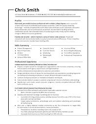 Example Of A Functional Resume Sample Joele Barb
