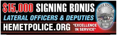 Hemet Ca Official Website Police