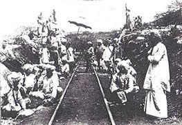 Image result for Repairing the Uganda Railway Line
