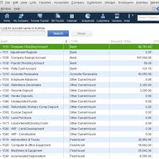 Print Chart Of Accounts In Quickbooks How To Set Up A Chart Of Accounts In Quickbooks Qbalance Com