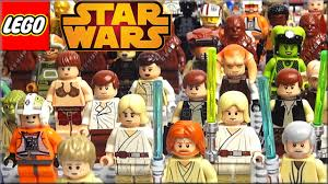 Минифигурки <b>Lego Star</b> Wars Часть 1. Обзор Лего Звёздные ...