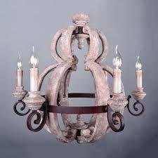 vintage wood chandelier vintage wood candelabra chandelier vintage painted wood chandelier