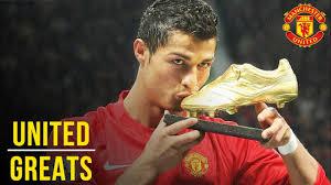 Cristiano Ronaldo | Manchester United Greats - YouTube