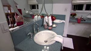 Grey House Design And Office Doublevanity Bathroom Design Ideas Decorating Hgtv