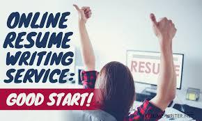 Online Resume Writing Service Good Start Resumewriternet Impressive Online Resume Writing Services