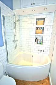 small corner tub shower combo showers bath shower combo ideas contemporary bathroom design for showers bath