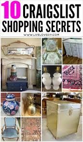 LiveLoveDIY 10 Secrets for Buying The Best Furniture on Craigslist