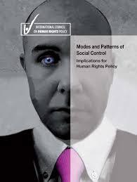 social control policies social control report