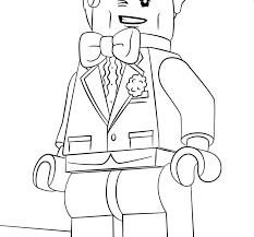 Strikingly Idea Lego Nightwing Coloring Pages Page Free Printable