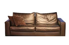 removing a heat mark from leather sofa