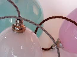 handmade glass lighting