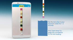 Tetra Test Strips Color Chart Tetra Brand My Aquarium App Features Functions How To
