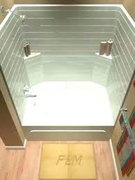 one piece bathtub one piece bathtub surround cost to install acrylic tub surround one