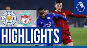20:00 gmt (convert to local time). Foxes Lose First Home Game Of 2019 20 Leicester City 0 Liverpool 4 Youtube