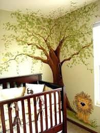 How To Paint A Bedroom Wall How To Paint A Tree Mural On A Bedroom Wall