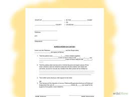 child support of a minor by court order law and daily life child support agreement letter
