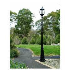 garden lamp post.  Post Lexington Home Collection Victorian Garden Lamp Post With S