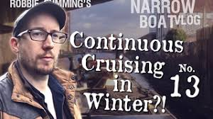Winter boating on the Leeds and Liverpool canal   Kirkstall to Leeds -  YouTube