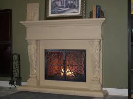 Diy Indoor Wood Fireplace Furniture Metal Firewood Rack Rustic Portable Indoor Fireplace