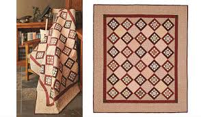 BLOCK Friday: Civil War Quilts - Fons & Porter - The Quilting Company & Wars Remembered - Civil War Quilt Patterns Adamdwight.com